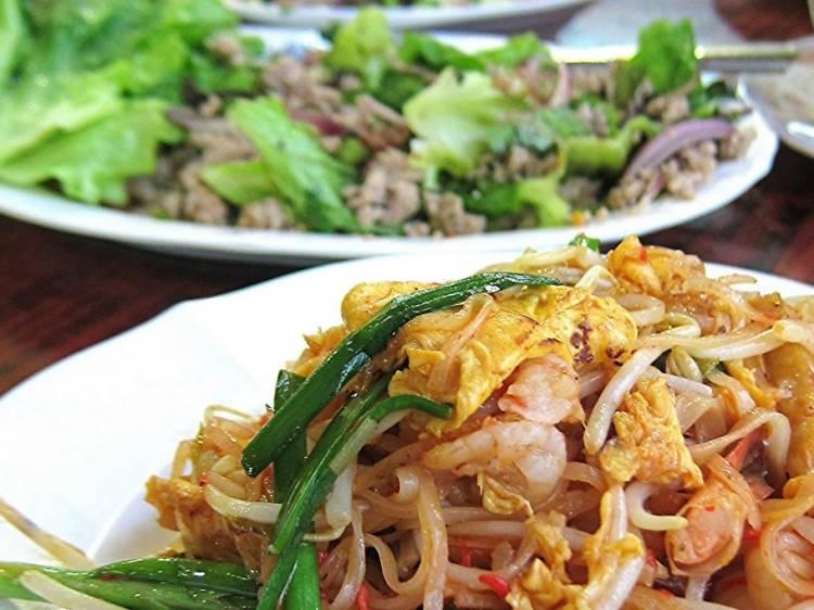 Amporn Thai Restaurant