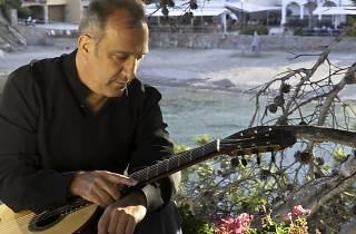 Stephen Marchionda classical guitar: 'La guitarra poética'