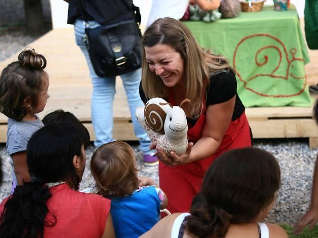 Matins Infantils de Documenta: El problema
