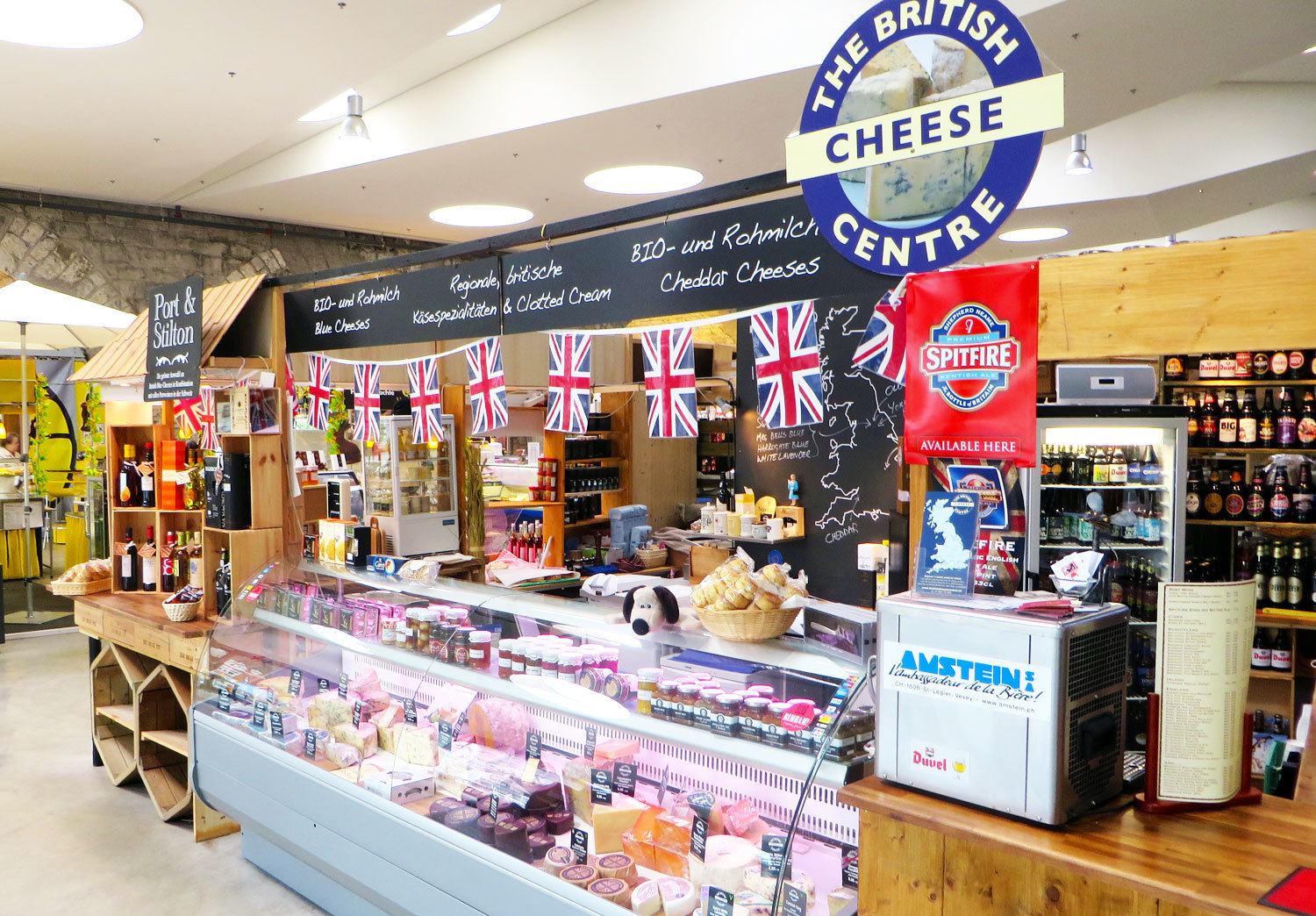 British Cheese Centre