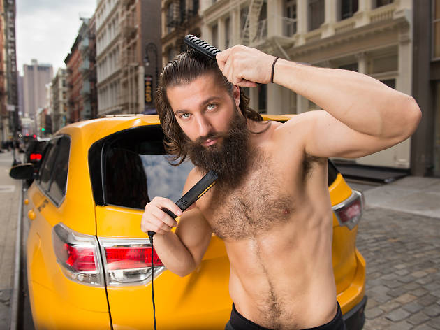 NYC's taxi driver calendar is here and it's sultry as hell