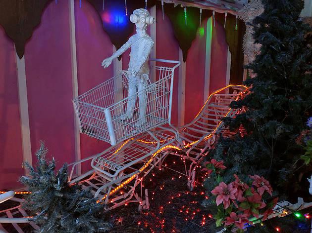 ROBOLIGHTS festival in Palm Springs