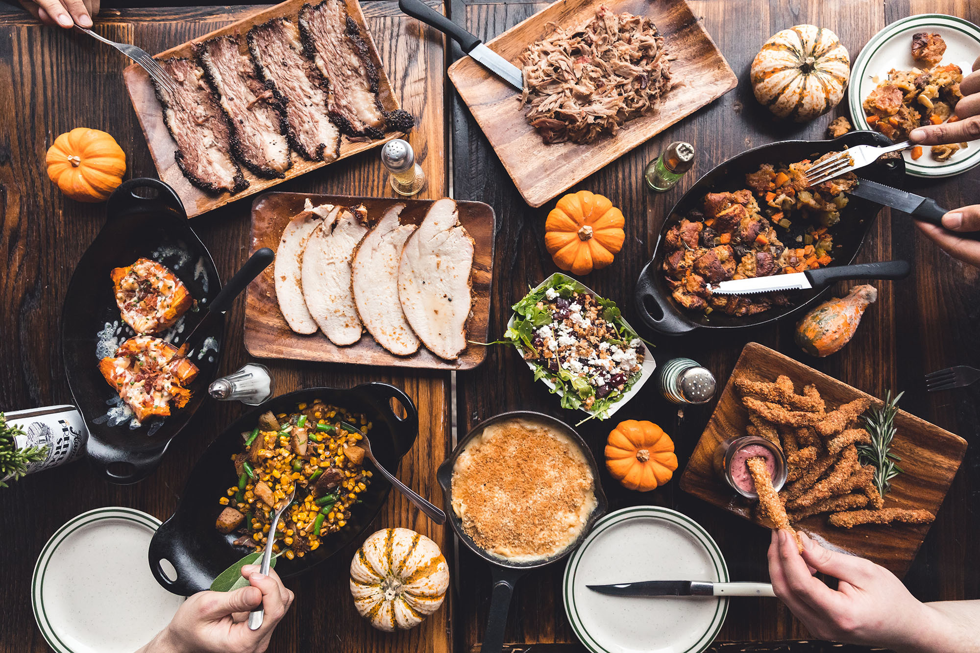 Where To Go For Thanksgiving Dinner In Nyc
