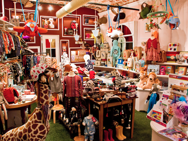 The best girls' clothing stores in NYC