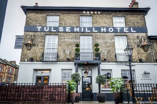 Rooms at The Tulse Hill Hotel