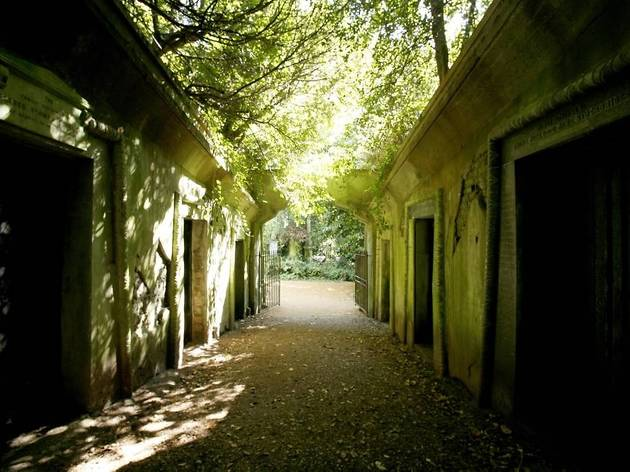 Ten seriously spooky London locations