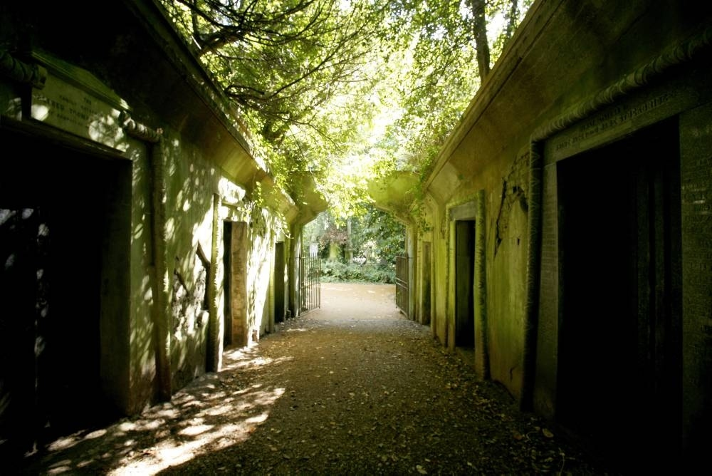 Ten seriously spooky locations in London