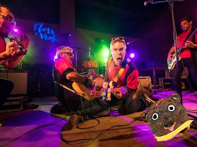 Orelletes: Rock'n'Roll Brothers