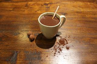 chocolate quente equador