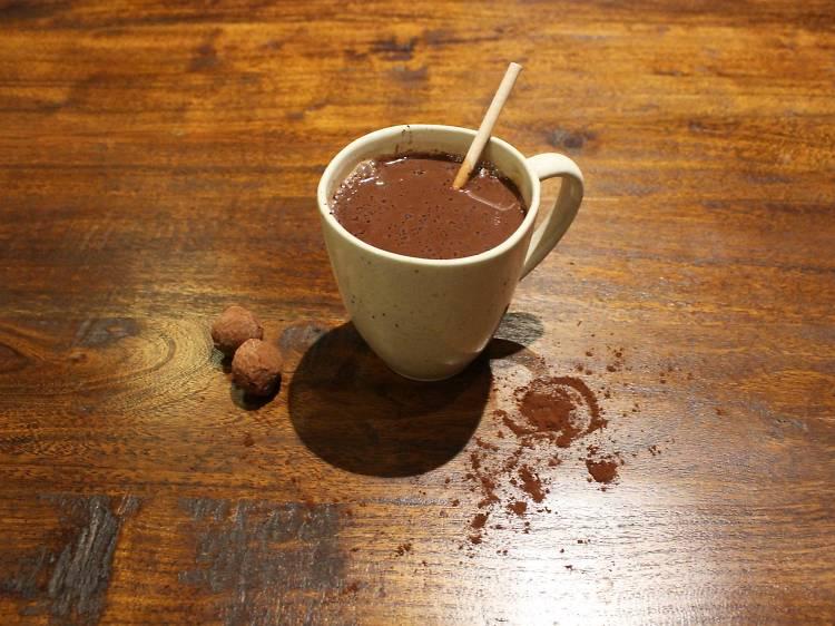Seis sítios para beber chocolate quente no Porto