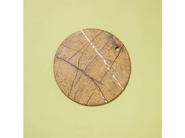 Piper marble platter