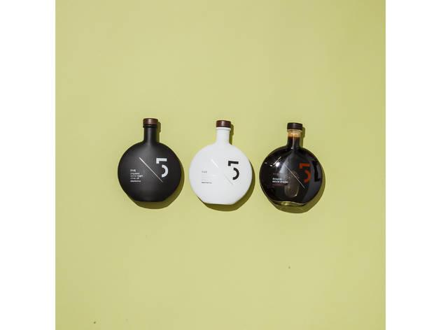 Balsamic estate vinegar by 5ive
