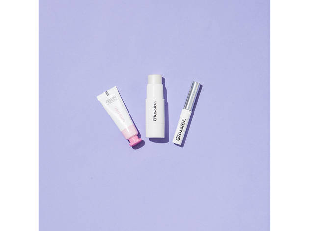 Glossier make-up