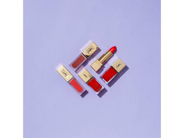 Yves Saint Laurent beauty range