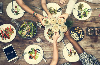 Here are the 100 best restaurants for groups across the country