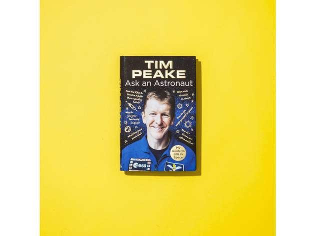 'Ask an Astronaut' by Tim Peake