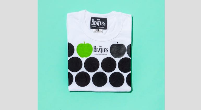 Beatles CDG T-shirt