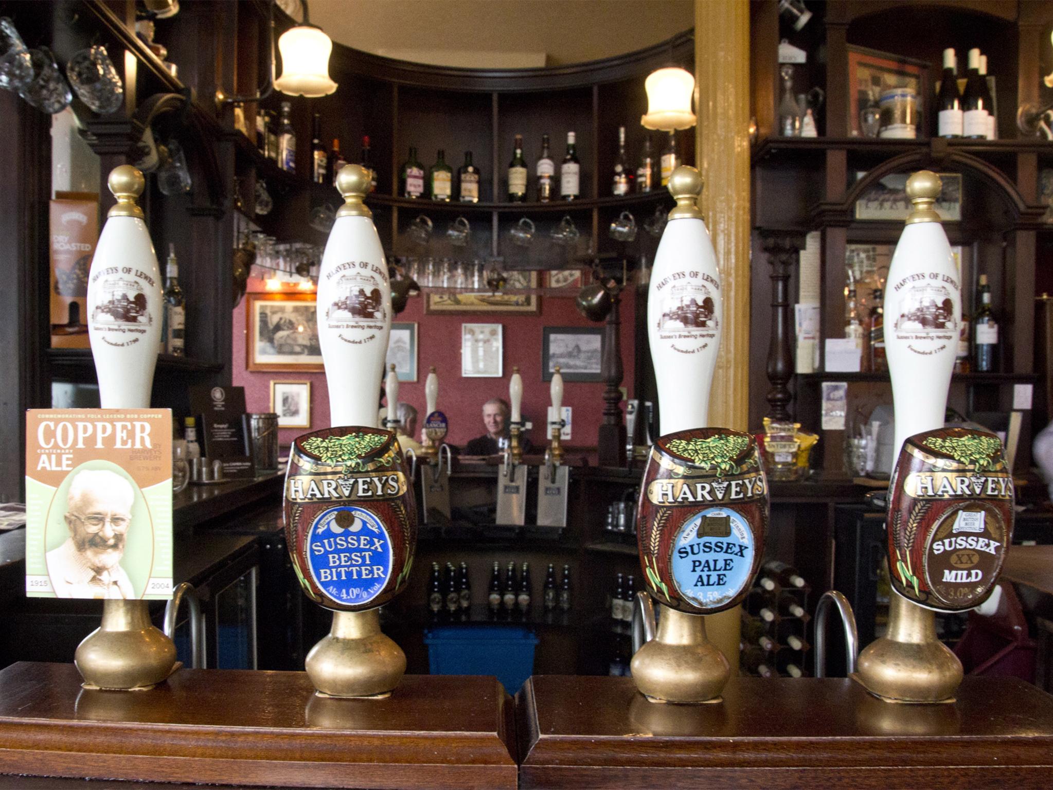 royal oak, cosy pubs