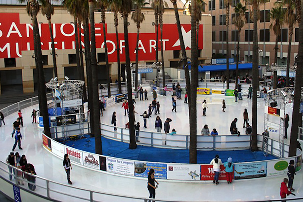 Downtown Ice San Jose