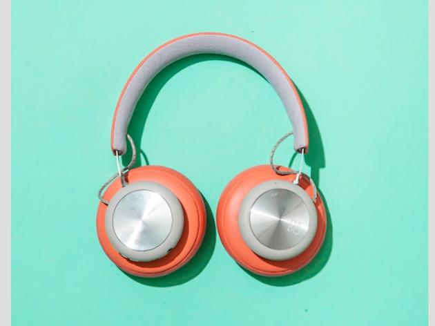 B&O Play Bluetooth wireless headphones by Bang & Olufson