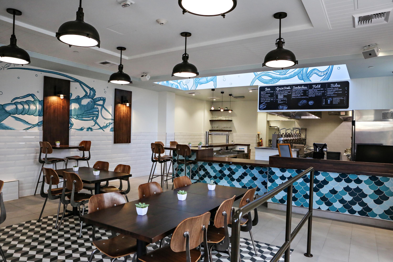 Restaurants Seafood