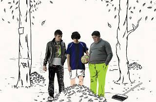 Barrio Cinema: Sopladora de hojas