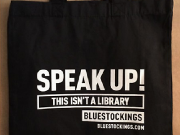 Speak Up! Tote
