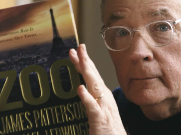 James Patterson Teaches Writing