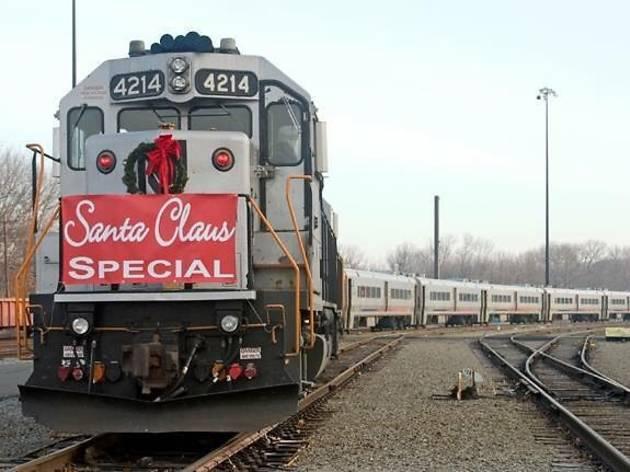 Christmas Train Ride Nj.Best 6 Santa Train Rides Near Nyc To Visit In 2019
