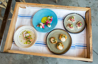 Emmer & Rye Chef Collaboration with Trevor Moran and David and Anna Posey
