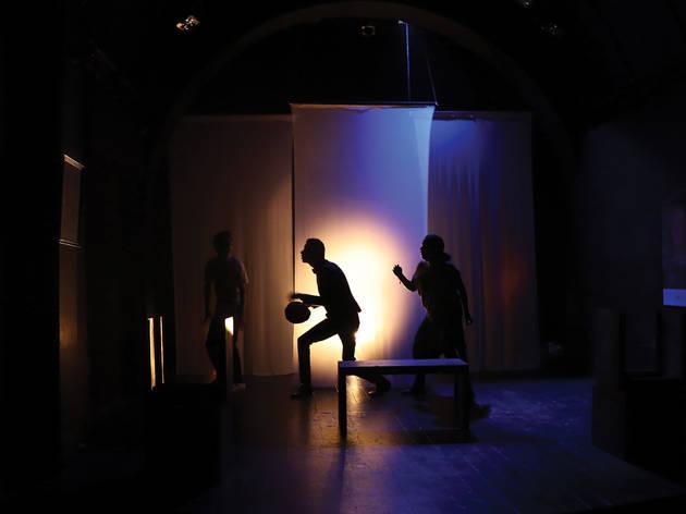 La calavera de cristal (Foto: Cortesía Teatro La Capilla)