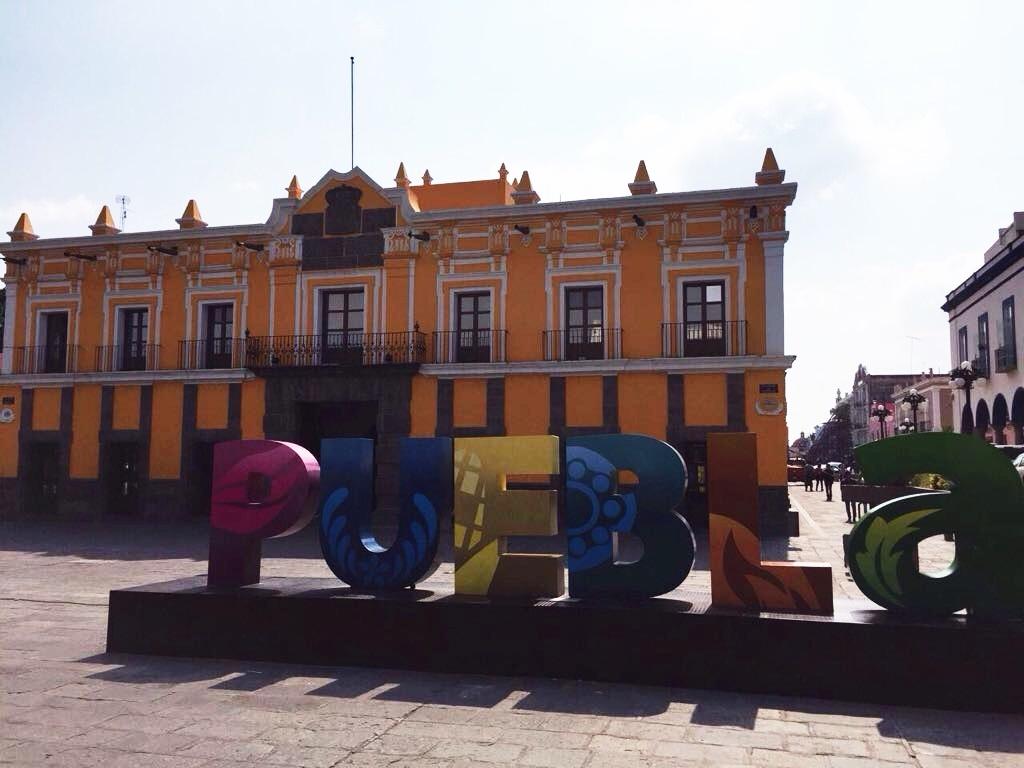 Teatro Principal Puebla