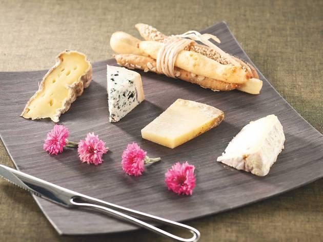 Enjoy European Cheese