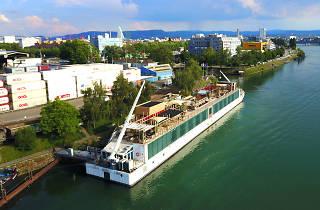 Nordstern club - boat - Basel