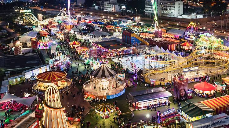 AIA Great European Carnival
