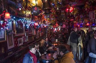 Cross Keys, Covent Garden, cosy London pubs