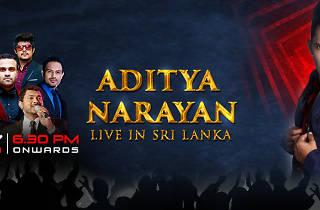 Aditya Narayan Live