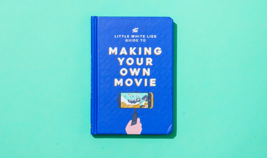 Xmas gift guide music: The Little White Lies Guide to Making Your Own Movie, 2018