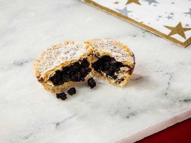 Brick House mince pies