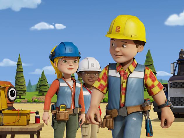 Bob o Construtor: Mega Machines