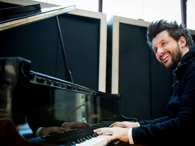 49 Voll-Damm Festival Internacional de Jazz de Barcelona: Rui Massena + Quartet de corda del Conservatori del Liceu