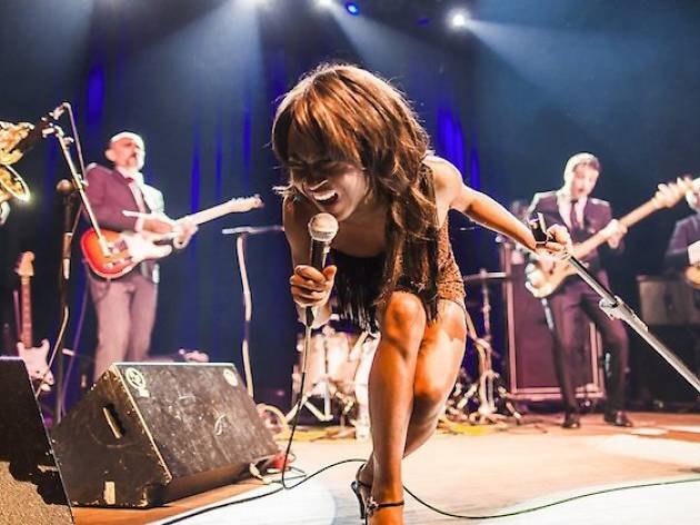 49 Voll-Damm Festival Internacional de Jazz de Barcelona: The Excitements