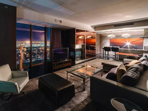 48 Best Airbnb Las Vegas Rentals Near The Strip Fascinating 3 Bedroom Penthouses In Las Vegas Style