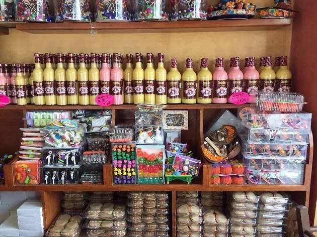 La calle de los dulces Puebla