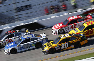 NASCAR Ford Championship Weekend
