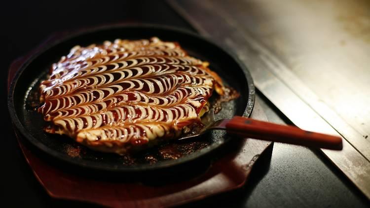 Food at Jugemu and Shimbashi