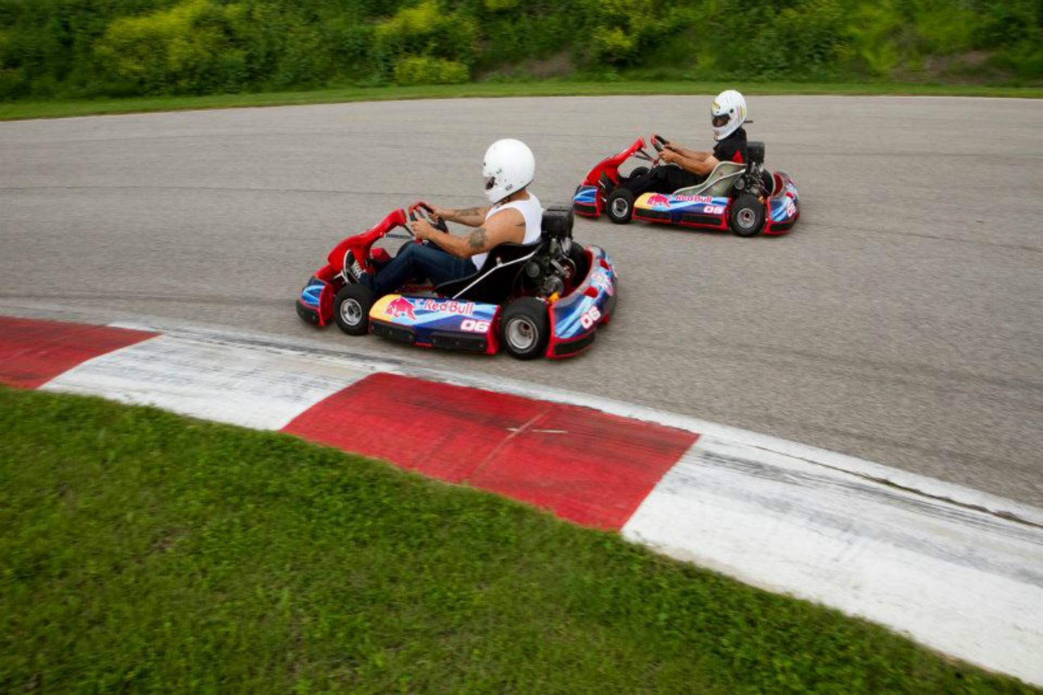 Road Racing Course or Karting at Driveway Austin