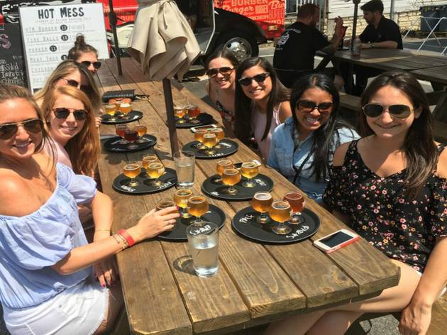Tour with Austin Brewery Tours