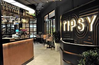 tipsy bar restaurant