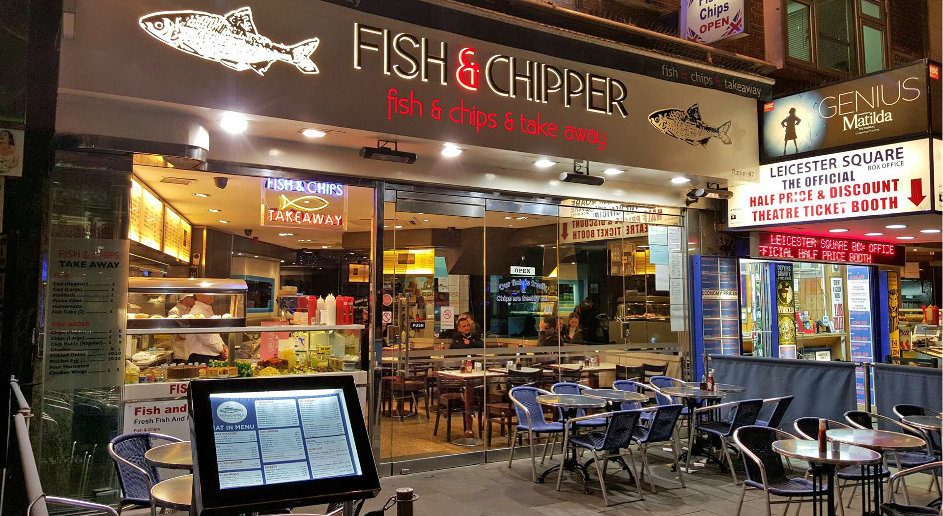 Fish & Chipper